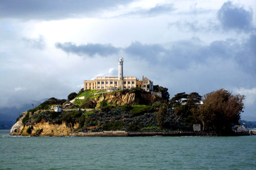 Alcatraz in San Francisco CA