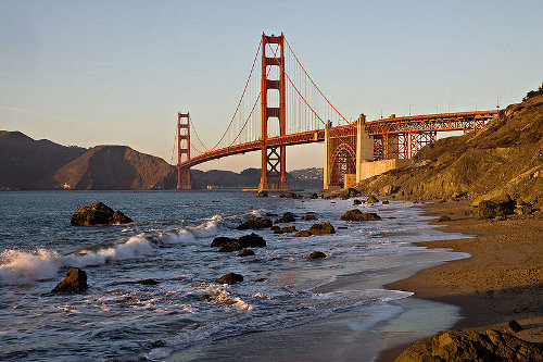 Photo of The Golden Gate Bridge