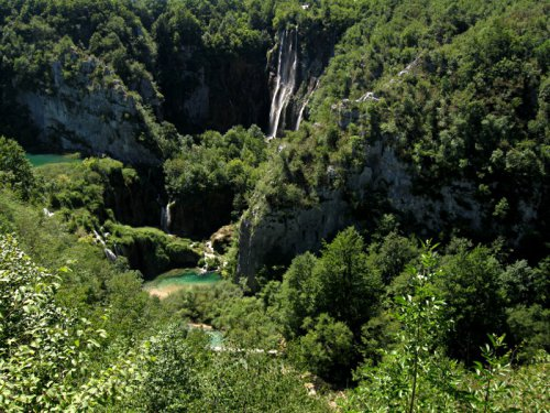 Beautiful Waterfalls - Plitvice