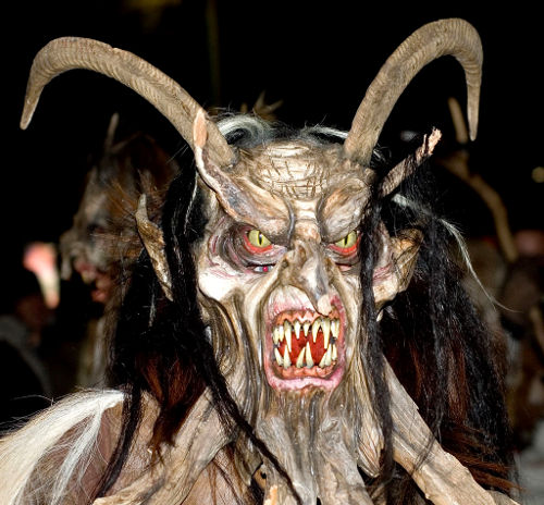 Krampus Night, Austria