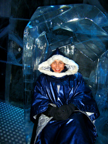 ABSOLUT ICEBAR, London England