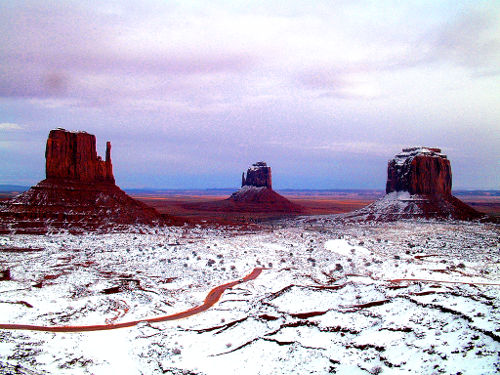 Monument Valley, Arizona USA